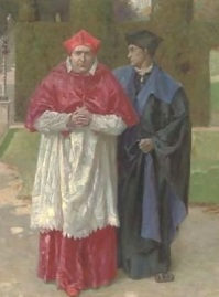 Thomas-Cromwell-And-Cardinal-Wolsey