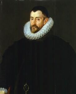 Elizabeth I's version or Varys - Francis Walsingham