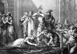 Marys execution