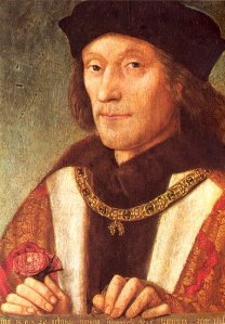 Henry VII: Looking as smug as he should do