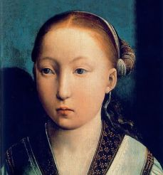 The very beautiful Katherine of Aragon