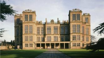 Hardwick New Hall (image courtesy of The National Trust because my photo's are shit)